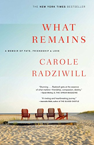 What Remains: A Memoir of Fate, Friendship, and Love (English Edition)