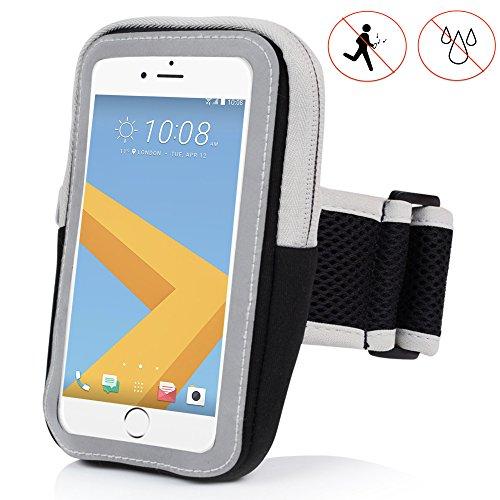Handy Schutzhülle Tasche | für Switel Cute S3510D | Sport armband zum Laufen, Joggen, Radfahren | SPO-1 Schwarz