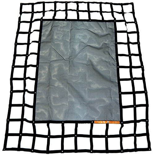 Gladiator Cargo Gear - SafetyWeb Cargo Net - Heavy...