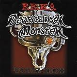 F.E.K.9. Die Deutschrock Monster [Audio CD]