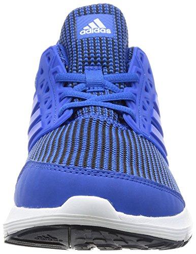 adidas Galaxy 3.1 M, Scarpe da Ginnastica Uomo Blu ( Azul/Azul/Maruni)