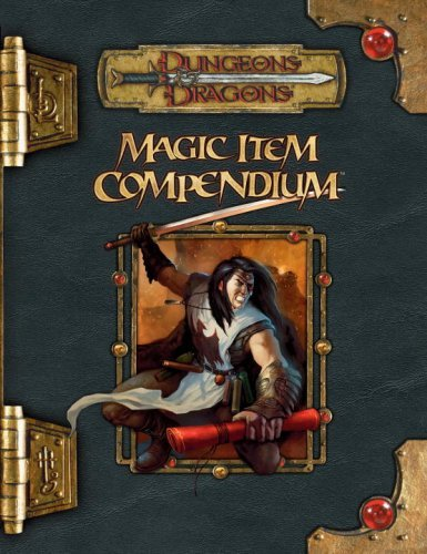 Magic Item Compendium (D&D) (Dungeons & Dragons) by Andy Collins (20-Mar-2007) Hardcover