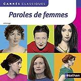 Paroles de femmes (anthologie)