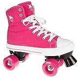 Rookie Rollerskates Canvas High Skate