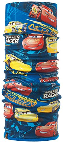 Buff Kinder Polar Schlauchschal, Top Cars Blue-Harbor, One Size Polar-fleece-top