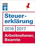 Steuererklärung 2016/2017 - Arbeitnehmer, Beamte