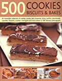 Best Cookie Books - 500 Cookies, Biscuits & Bakes: An irresistible collection Review