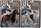 Lanard Toys The Royal Breeds - Set A 2-Pack (Styles May Vary)