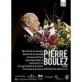 Pierre Boulez: Emotion & Analysis