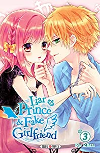 Liar Prince and Fake Girlfriend Edition simple Tome 3