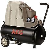 AEG-Surpresseur 24 Litres à Huile de Graissage