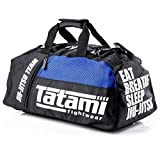 TATAMI blau Jiu Jitsu Gear Sporttasche BJJ MMA Training Reisetasche Rucksack