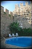 166026 Small Hotel Antalya A4 Photo Poster Print 10x8