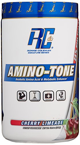 Ronnie Coleman 390g Cherry Limeade Amino Tone