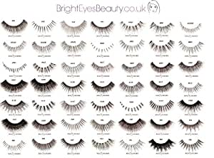 HAIR EYELASHES You Choose Which Styles Want Amazoncouk Beauty