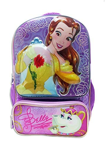 Mochila escolar Disney Princess Bella
