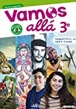 Vamos allá 3e - Cycle 4, 3eme année - Espagnol LV2 (A1, A2) - Manuel de l'élève