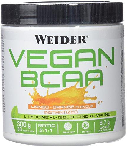 Weider Victory Vegan BCAA - Aminoácidos ramificados aptos para veganos