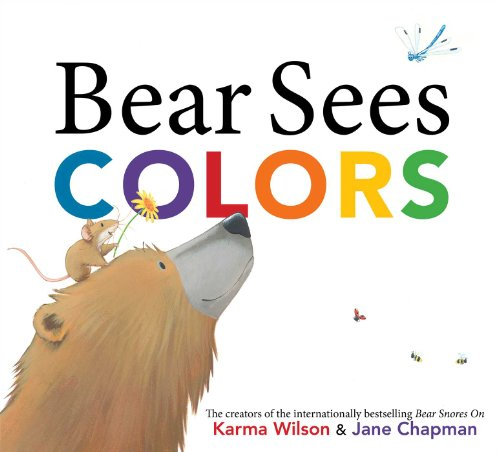 Bear Sees Colors (Bear Books)