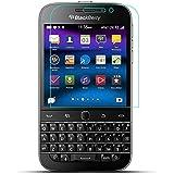 Zooky® Prime Protecteur d'écran de verre trempé pour BlackBerry Classic (Q20) cristal clair, conception 1