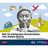 Die 70 schönsten Geschichten von James Krüss: Szenische Lesungen und Hörspiel mit Uwe Friedrichsen u.v.a. (4 CDs)