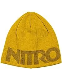 Nitro Snowboards Herren Mütze Logo Hat 16