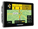 Blaupunkt TravelPilot 53² EU LMU - Navigationssystem mit 12,7 cm (5 Zoll) Display, Kartenmaterial Gesamteuropa, lebenslange Karten-Updates*, TMC Stauumfahrung