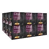 Qbo Kapseln - Espresso Sidama Royal (Kaffee, aromatisch, Anklänge von Zitrus) (18 x 8 Kapseln)