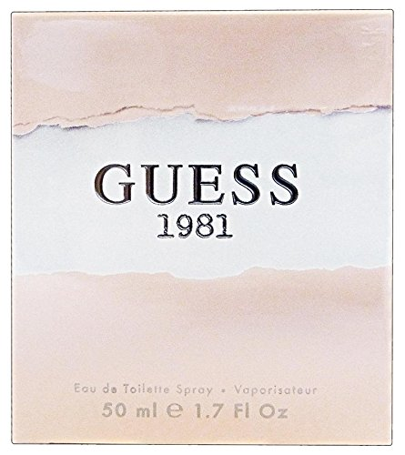 Guess 1981 women EDT 50 ml