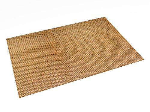 Alfombra Vinílica Textura Bambu Teje, 143 x 97 cm