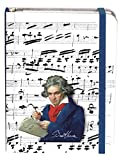 Fridolin Set stylo bille et carnet d\'écriture BEETHOVEN