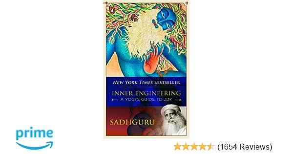 Inner Engineering: A Yogi's Guide to Joy: Amazon in