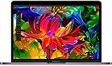 Apple MacBook Pro 13-inch Laptop with Touch Bar (Intel Core i5, 8 GB RAM, 256 GB SSD, Intel Iris Graphics 550, OS X 10.12 Sierra) - Space Grey - 2016 - MLH12B/A - UK Keyboard
