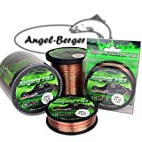 Angel Berger Alligator Flex Camou Angelschnur (0.35mm / 1000m)