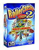 RollerCoaster Tycoon 2: Wacky Worlds Expansion Pack - PC by Atari