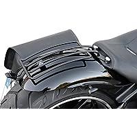 Porte-bagages noir Harley Davidson Softail avec assise & 2vis de fixation le Solo–Break Out fxsb (à partir de 2013)