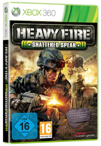 Heavy Fire: Shattered Spear (Schuss Messen)