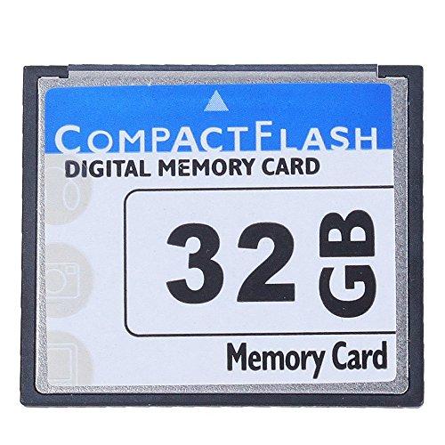 SODIAL Professional Tarjeta De Memoria Compact Flash