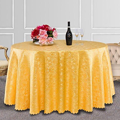 BSNOWF- Nappes Table basse Tablette pour le restaurant de l'hôtel Manteau rond peut être personnalisé Tissu en option Optionnel ( taille : 120*180cm )