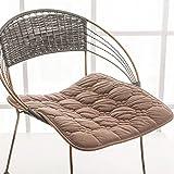 xianw Extra gro?e travelmate Sitz Kissen mit speziell entworfen Non-Slip Cover zur verhütung es von schiebetüren auch auf polierten marmorboden-E 55x55cm(22x22inch)