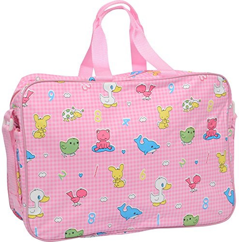 Tinny Tots Tinny Tots Mama Shoulder Diaper Bag
