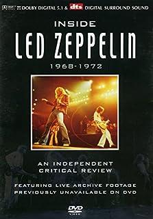 INSIDE LED ZEPPELIN 1968-72