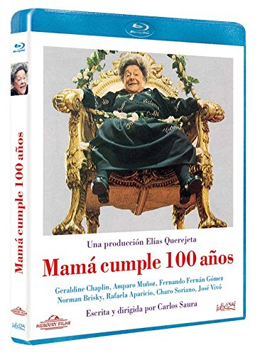 Mama cumple 100 años [Blu-ray] 51tEQsmWZjL