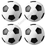 Play In The City Tifs India 32 mm Foosball Soccer Table Balls