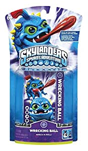 Skylanders: Spyro's Adventure - Character Pack - Wrecking Ball (Wii/PS3/Xbox 360/PC)