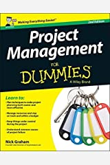 Project Management for Dummies - UK by Nick Graham (2015-04-27) Paperback