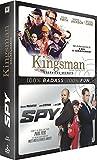 Kingsman + Spy - Coffret 2 Films