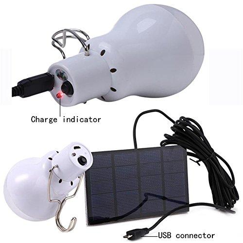 Pannello Energia Solare Portatile : Xing lin luci solari lampada a energia solare portatile