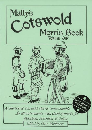 Mally's Cotswold Morris Book Volume One by Dave Mallinson (2001-11-19)
