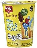 Dr. Schar Milly Gris & Ciocc Palitos Con Chocolate - 52 gr